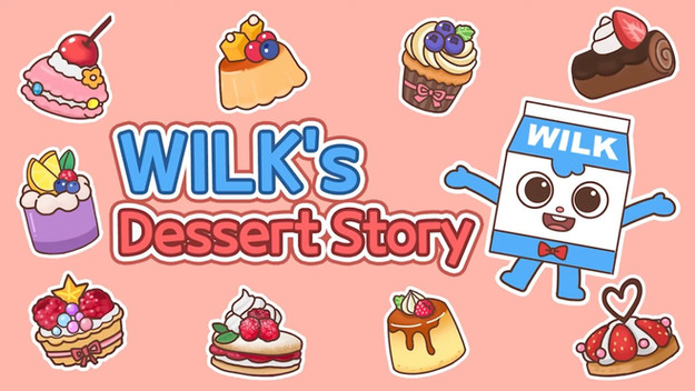 Nick as one of the Script Adapters and cast member of Wilk's Dessert Story