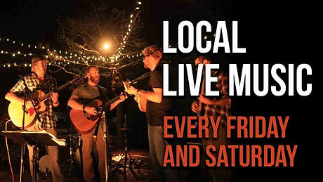 Call for Live Music Updates 716-648-4524