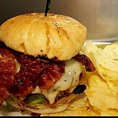 """""""Famous"""" Kettle Burger"""