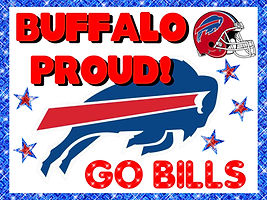 Football Sunday Funday Bills Season