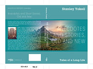 Stories and Anecdotes Old and New cover.