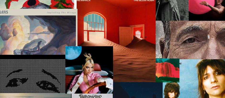 Los 25 Mejores Álbumes del 2020