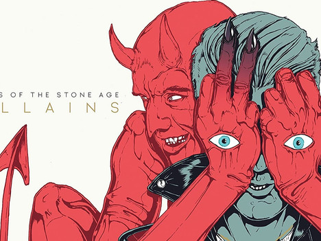 Un repaso a... Queens Of The Stone Age: 5- Villains (2017)