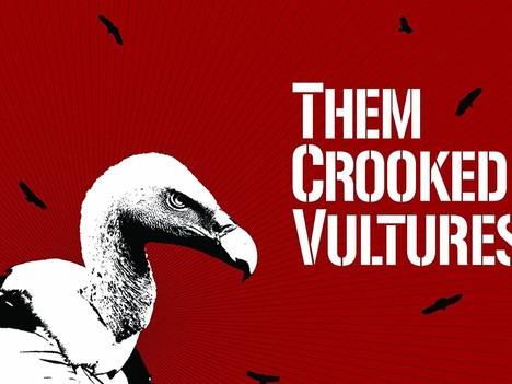 Un repaso a... Queens Of The Stone Age: Them Crooked Vultures (2009)
