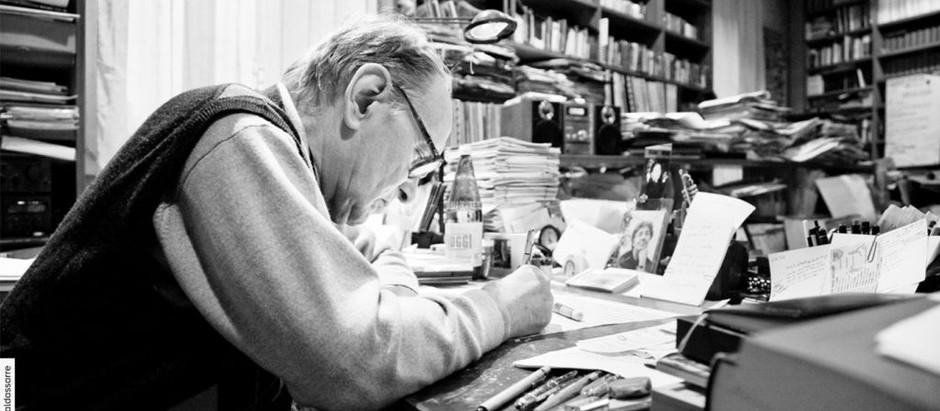 Ennio Morricone y la melodía del reloj