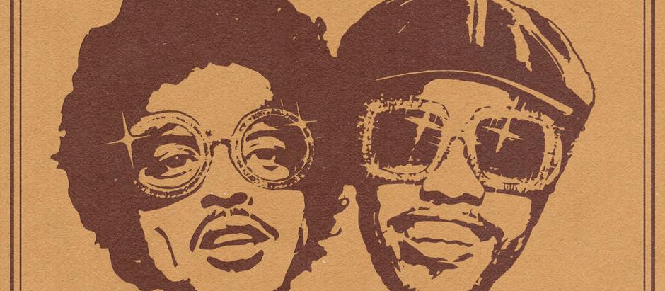 Silk Sonic, el nuevo proyecto de Bruno Mars y Anderson .Paak