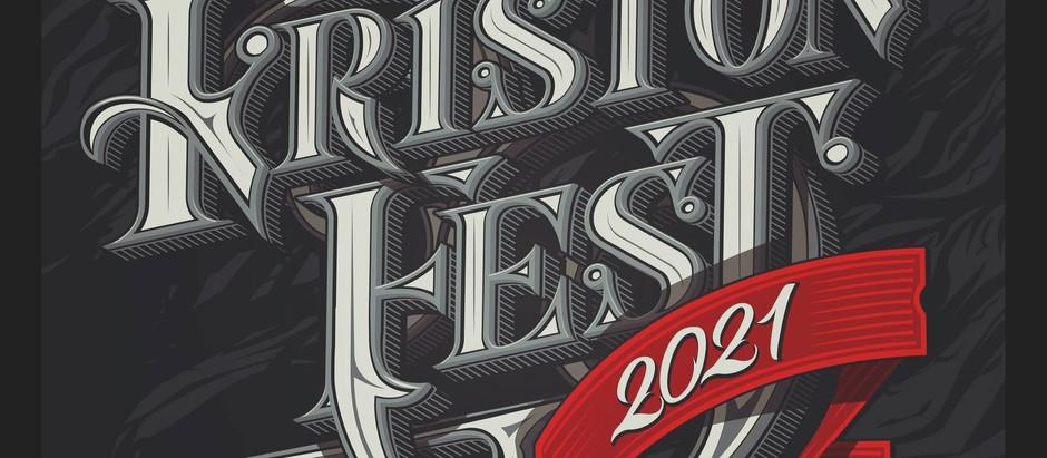 El Kristonfest de Madrid anuncia su cartel para la edición de 2021