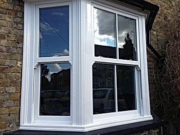 bay sash window
