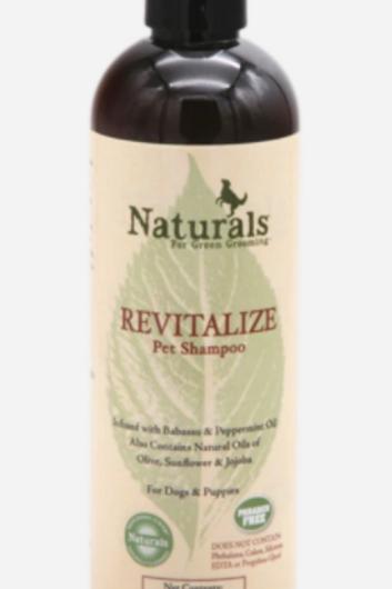 Showseason Revitalize 12oz Skin& Coat Shampoo