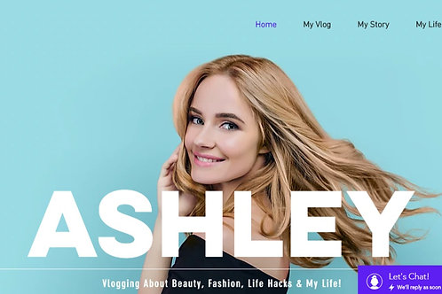Ashley ( Vloggers & Youtubers)