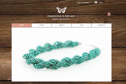 PANDORA'S DREAM(E-COMMERCE)