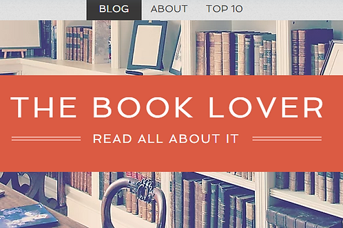 THE BOOK LOVER(BLOG)