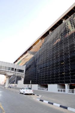 Nakheel Harbour Metro Car Park