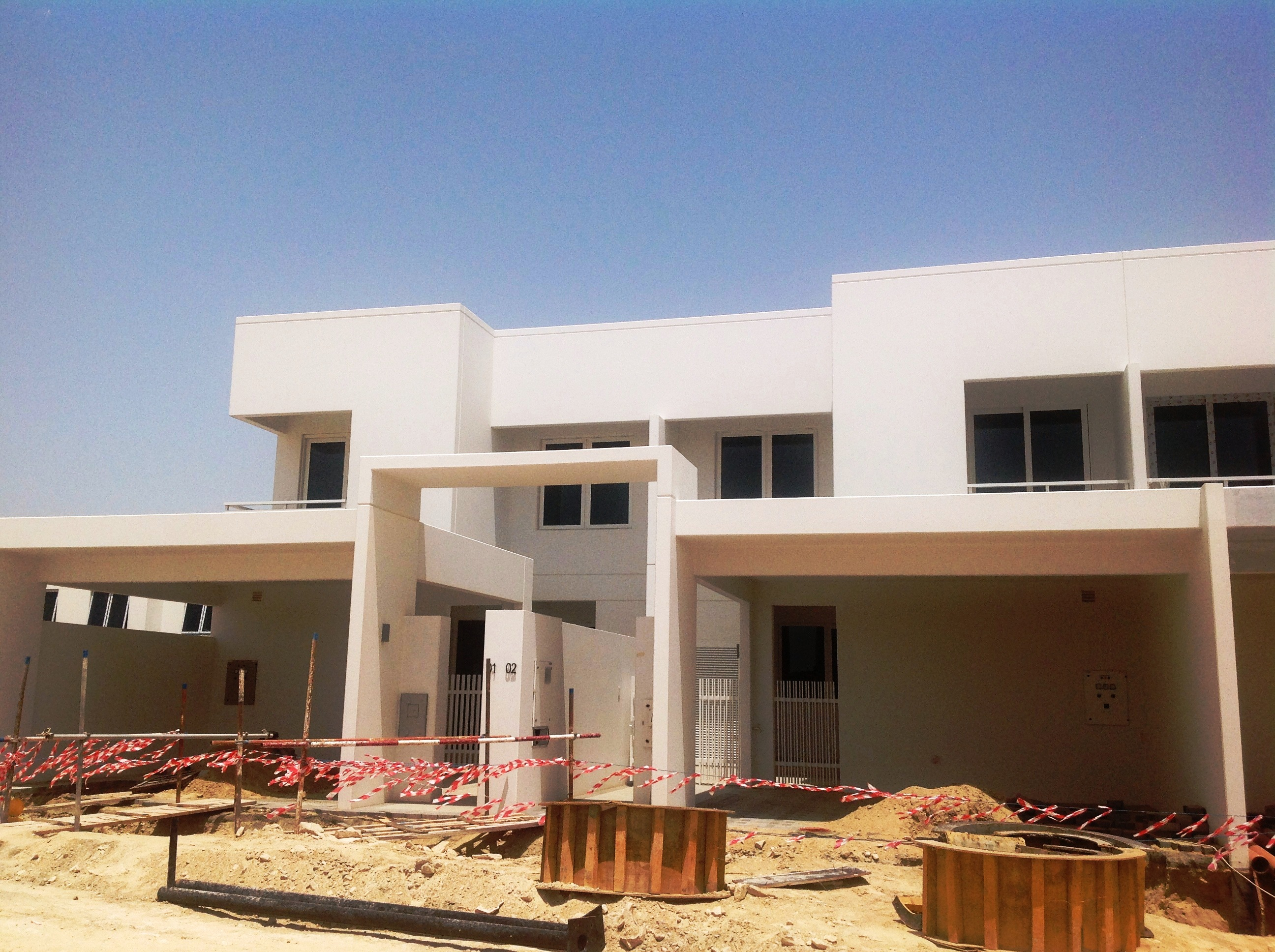 Meydan Heights Villas