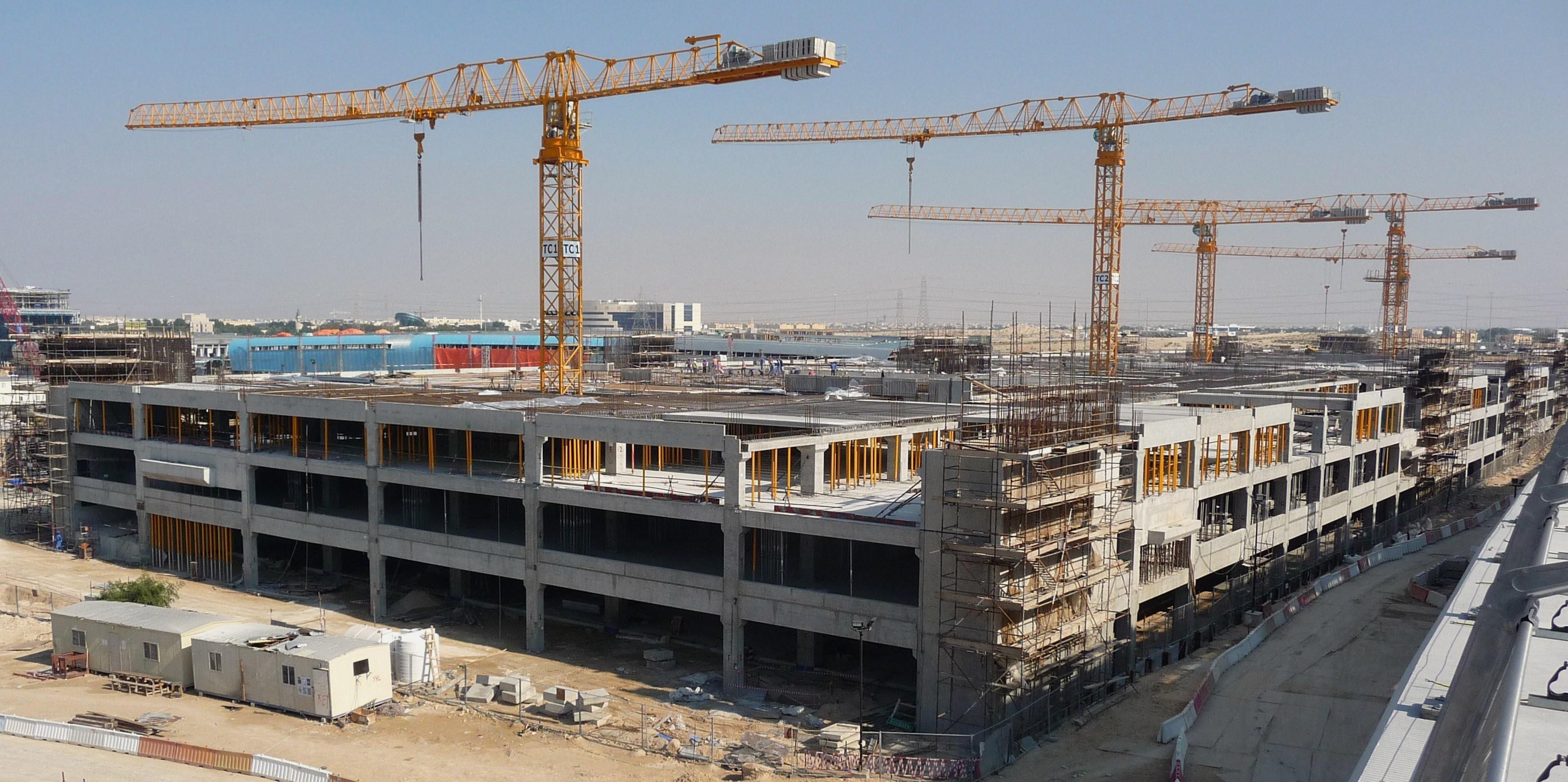 Metro - Al Qusais CP Installation.JPG