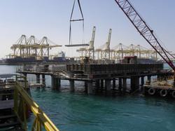 LNG Terminal - Dubai