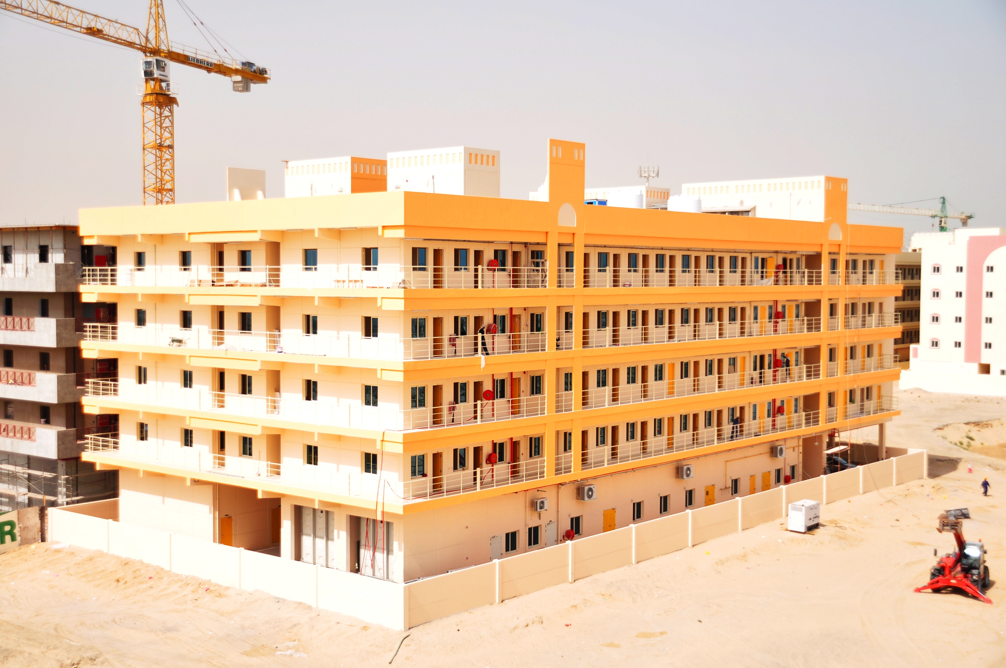 G+4 Labour Accommodation, Jebel Ali