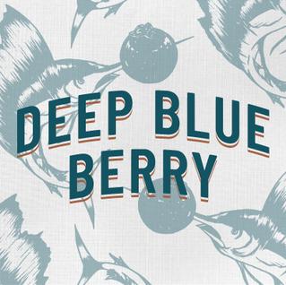 Deep Blue Berry