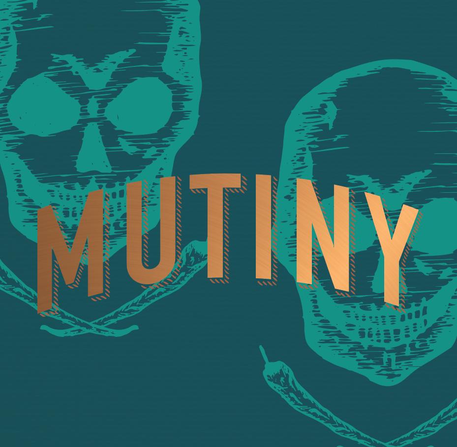 Mutiny Pepper Spiced Rum