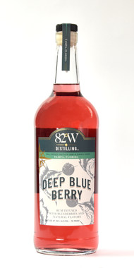 Deep Blue Berry