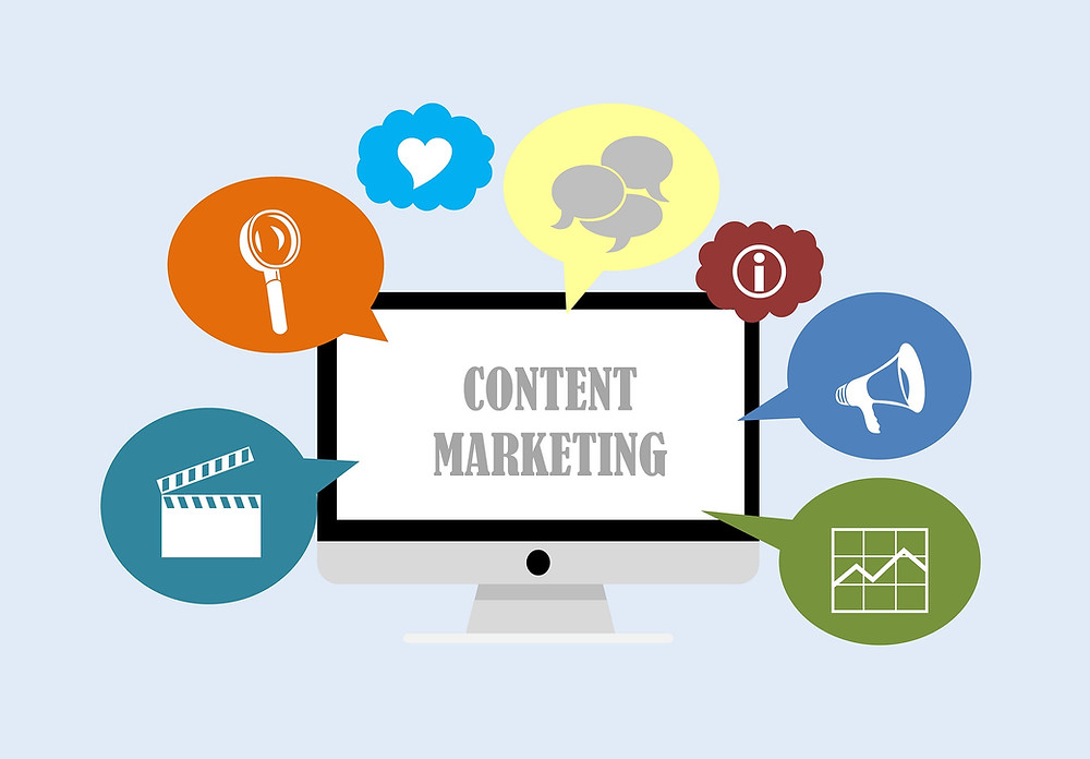 content marketing entail