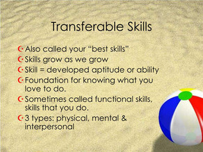 Why Do I Need To Add Transferable Skills To My Resume?
