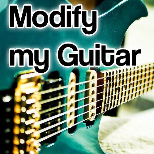 Modify My Guitar by PeterGBS