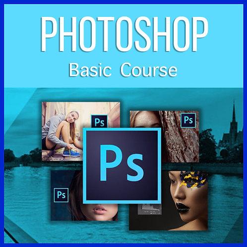 คอร์สสอนโปรแกรม Photoshop CC (พื้นฐาน)