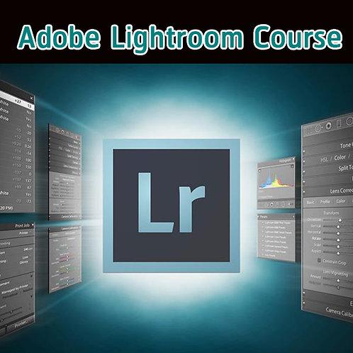 คอร์สสอนโปรแกรม Light Room
