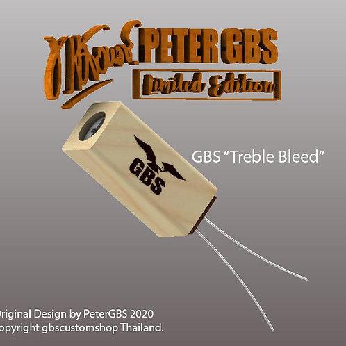 GBS Custom varies treble bleed