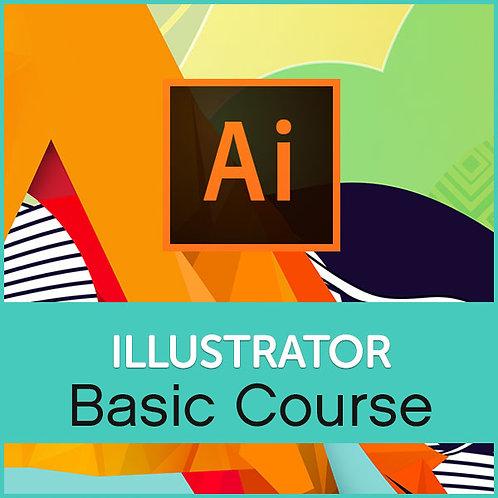 คอร์สสอนโปรแกรม Illustrator CC (พื้นฐาน)