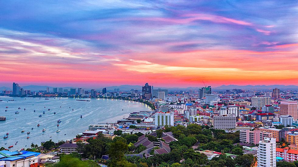 Pattaya 6 nights 7 days