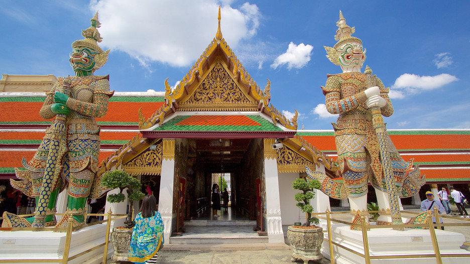 Bangkok Temples & Grand Palace Tour