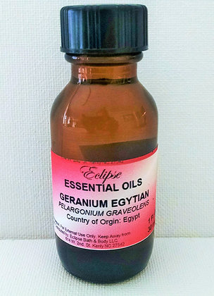 GERANIUM Egyptian (Pelargonium Graveolens)