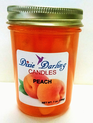 PEACH GEL CANDLE