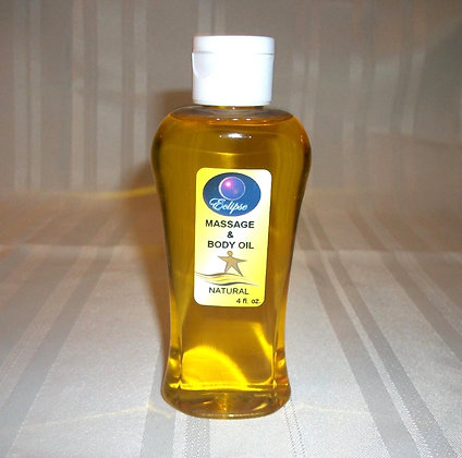 Body/Massage Oil 4oz.