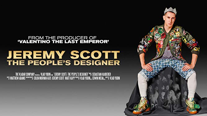 Jeremy Scott THE PEOPLE'S DESIGNER