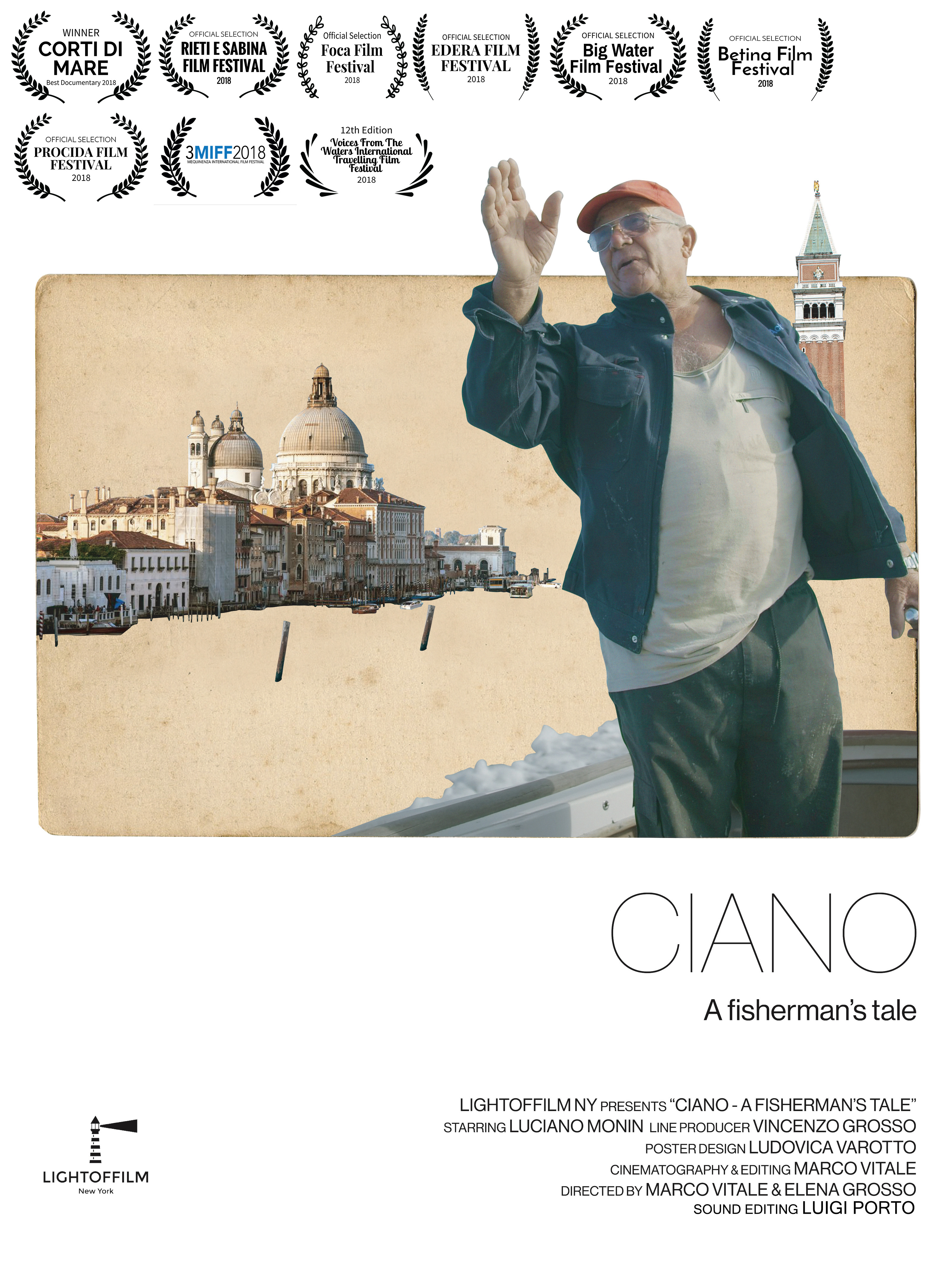 CIANO A FISHERMAN'S TALE