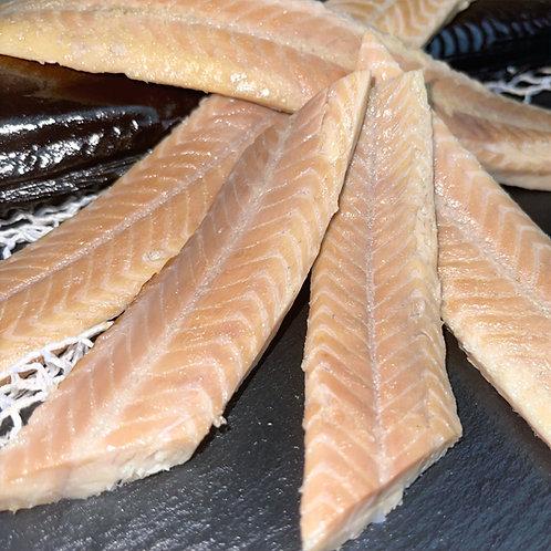 Räucheraal-Filet