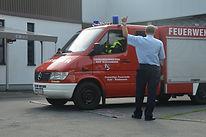 Geschicklichkeitsfahren für Einsatzfahrer des Westerwaldkreises