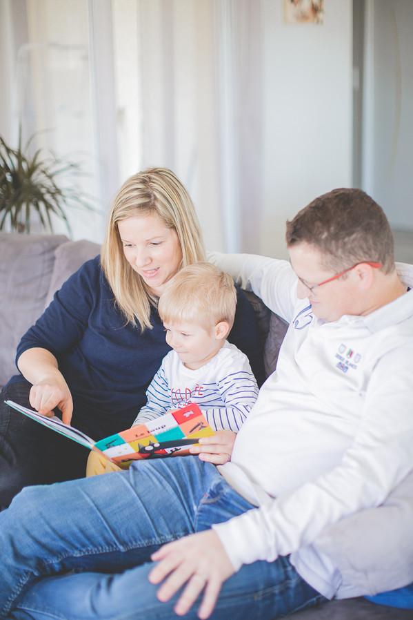 atelier lecture en famille