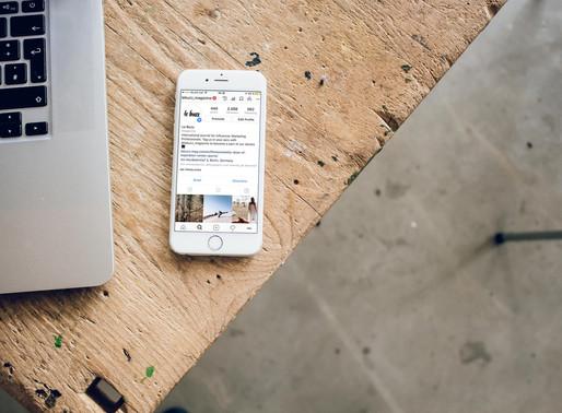 Café, restaurant: Une Biographie efficace pour Instagram