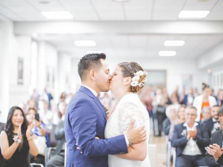 Noémie & César - Un mariage Franco-Mexicain