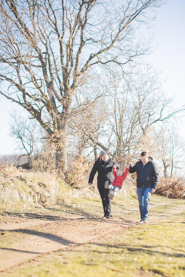 promenade en campagne