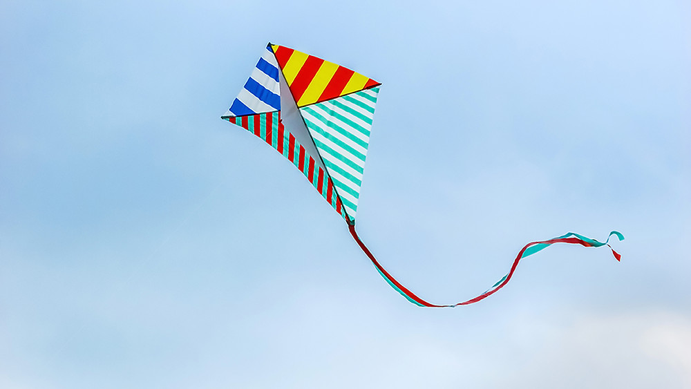 Kite flying Jabberwocky Nursery Street