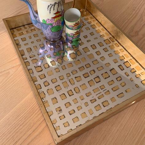 Power Grid Tray