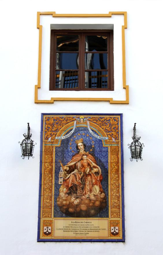 Shrine to the Virgin, Spain (2)