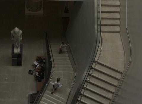 Stairs (2) Ashmolean