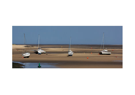 Wells-next-the-Sea, Norfolk, England