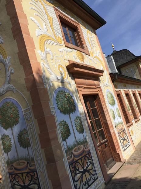 In Prinz Georg Garten, Darmstadt